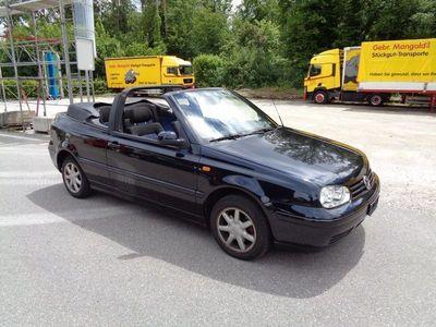 gebraucht VW Golf Cabriolet 1600 Trendline