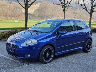 gebraucht Fiat Punto 1.9 JTD Sport