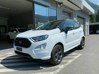 gebraucht Ford Ecosport 1.5TDCi ST-Li AWD