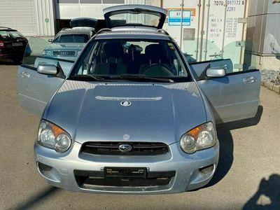 gebraucht Subaru Impreza Impreza Verkaufe Ab Platz1,6 TS