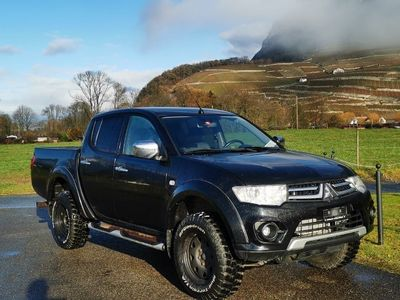 gebraucht Mitsubishi L 200 2.5 DID HP Intense Double Cab