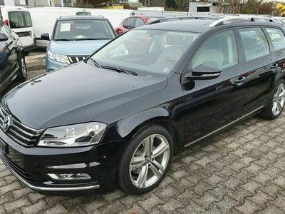 gebraucht VW Passat Variant 2.0 TSI R-Line DSG