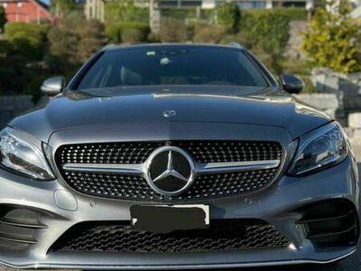 gebraucht Mercedes C400 C-Klasse4Matic T-Modell