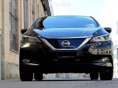 gebraucht Nissan Leaf 2. Zero Edition (incl. 40 kWh battery) 14'100 KM