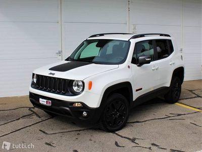 gebraucht Jeep Renegade 2.0 CRD Trailhawk AWD