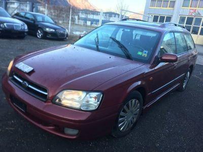 gebraucht Subaru Legacy 2.5 A