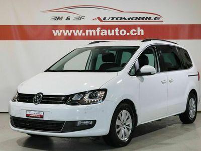 gebraucht VW Sharan Sharan 2.0 TDI BlueMT Comfl. DSG2.0 TDI BlueMT Comfl. DSG