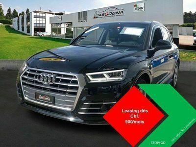 gebraucht Audi Q5 2.0 TFSI Sport qu. S-Tronic