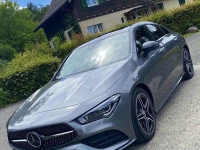 gebraucht Mercedes CLA220 CLA-Klasse Mercedes BenzDiesel AMG Line