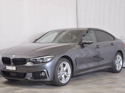 gebraucht BMW 420 Gran Coupé d xDrive M Sport Platinum Edition Steptron