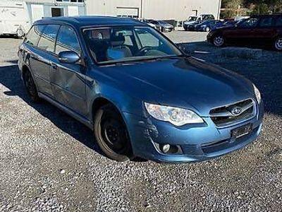 gebraucht Subaru Legacy Lauft sehr gut