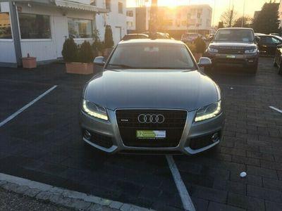 gebraucht Audi A5 Coupé 3.2 FSI quattro tiptronic