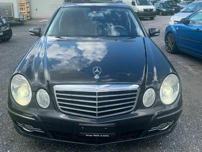 gebraucht Mercedes E350 E-Klasse4matic