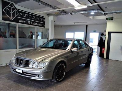 gebraucht Mercedes E350 Avantgarde 7G-Tronic