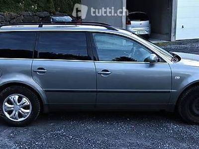 gebraucht VW Passat VARIANT 1.9 TDI / 6 GANG / 130PS
