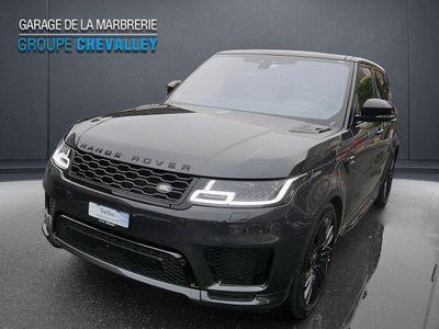 gebraucht Land Rover Range Rover Sport Sport RR 5.0 S/C HSE Dy