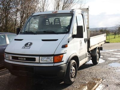 gebraucht Iveco Daily Daily / Turbo Daily35 S 13 K.-Ch. 3750 2.8 TD 125