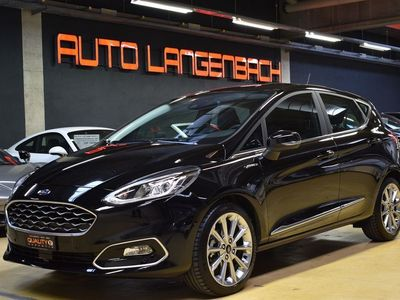 gebraucht Ford Fiesta 1.0 SCTi Vignale Automat