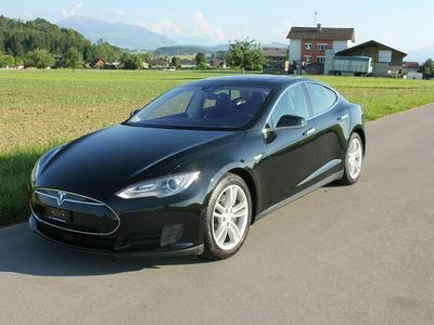 gebraucht Tesla Model S Model S 70 D70 D
