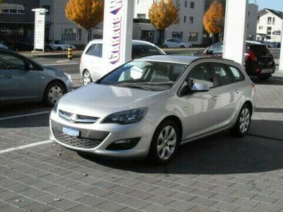 gebraucht Opel Astra SportsTourer 1.6 CDTi ecoFLEX Drive