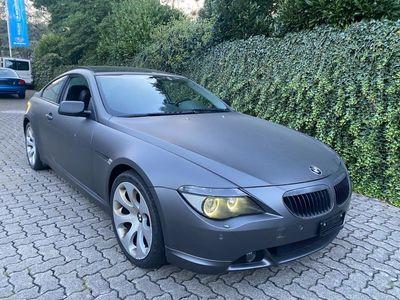 gebraucht BMW 645 6er i