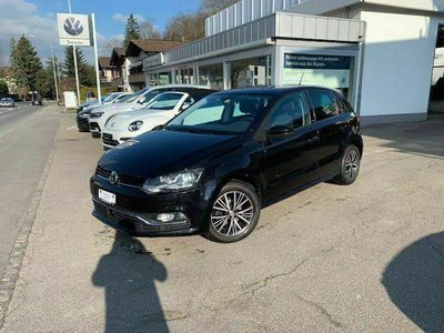 gebraucht VW Polo 1.2 TSI BMT Allstar DSG