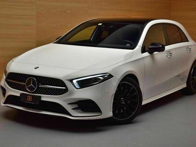 gebraucht Mercedes A250 A-Klasse A 250 AMG Line 7G-DCT *CH-Fahrzeug*Werksgarantie* A-KlasseAMG Line 7G-DCT *CH-Fahrzeug*Werksgarantie*