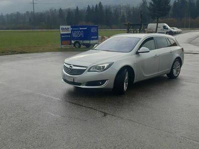 gebraucht Opel Insignia Insignia Sports Tourer 2.0 CDTI Cosmo AutomaticSports Tourer 2.0 CDTI Cosmo Automatic