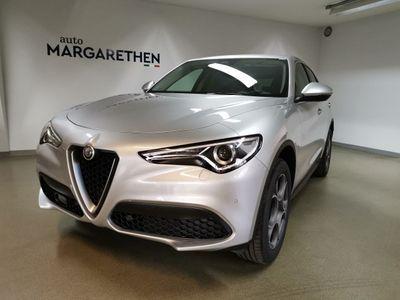 gebraucht Alfa Romeo Stelvio 2.2JTDM Execu. Q4