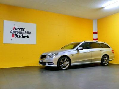 gebraucht Mercedes E500 CGI Elégance 4Matic 7G-Tronic