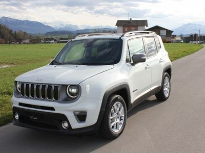 gebraucht Jeep Renegade 1.3 GSE Turbo MY2020 Limited