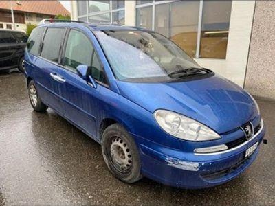gebraucht Peugeot 807 2.0 16V HDi SV