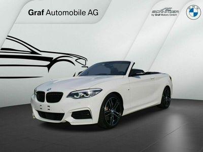 gebraucht BMW M240 2er M240i xDrive Cabriolet 2erxDrive Cabriolet
