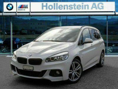gebraucht BMW 218 Gran Tourer 2er 218 Gran Tourer i M Sport