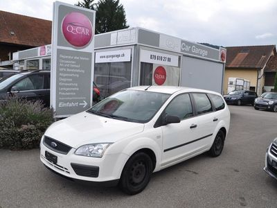 gebraucht Ford Focus 1.6i Carving Automatic