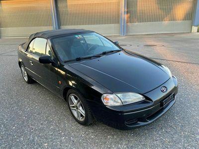 gebraucht Toyota Paseo 1.5 Cabriolet
