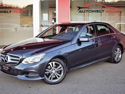 gebraucht Mercedes E250 CDI Avantgarde 4Matic 7G-Tronic