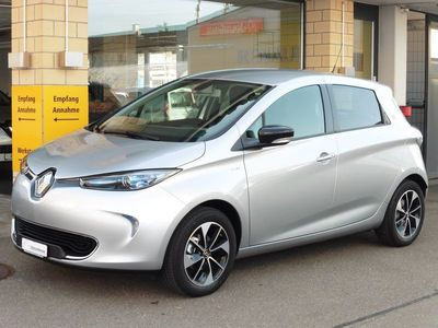 gebraucht Renault Zoe Iconic R110 (Batterie Miete)