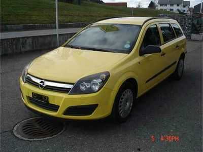 gebraucht Opel Astra Caravan 1.6i 16V TP Enjoy