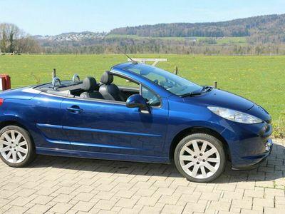 gebraucht Peugeot 207 CC Schönes 1.6i 16V