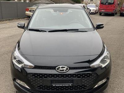 gebraucht Hyundai i20 Automat, Kilometer: 6340!!