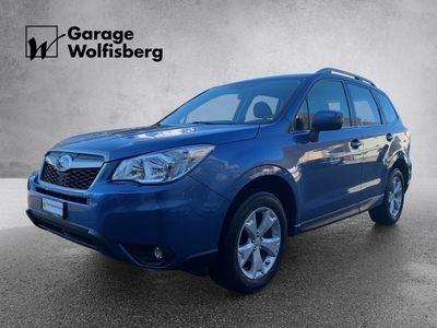 gebraucht Subaru Forester 2.0D Swiss