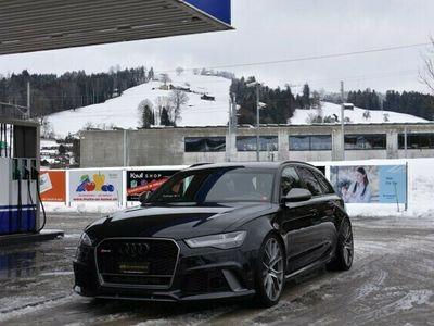 gebraucht Audi RS6 Avant 4.0 TFSI V8 Performance Quattro *KW-Gewindefa
