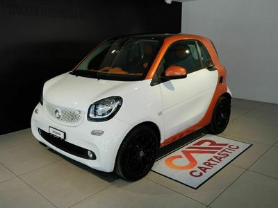 gebraucht Smart ForTwo Coupé edition # 1