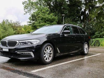 gebraucht BMW 520 d xDrive Touring Luxury Line Steptronic