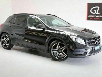 gebraucht Mercedes GLA200 AMG Line