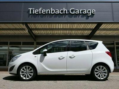 gebraucht Opel Meriva B Color Edition 1.4 120 T Enjoy