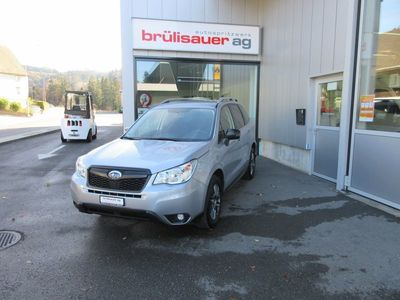 gebraucht Subaru Forester 2.0D Advantage Lineatronic