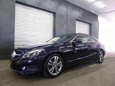 gebraucht Mercedes E350 7G-Tronic