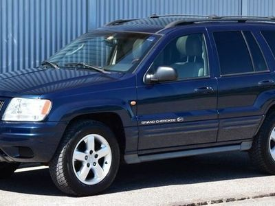 gebraucht Jeep Grand Cherokee 4.7 Overland Automatic